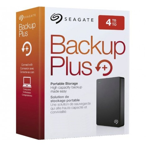 image else for Seagate Backup Plus 4TB USB3.0 Portable External HDD, Simple PC Backup Software STDR4000300