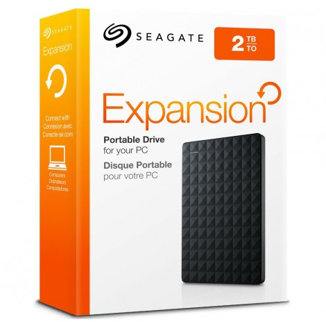 image else for Seagate Expansion 2TB USB3.0 Portable External HDD STEA2000400 STEA2000400