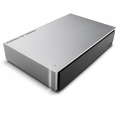 image else for LACIE 3TB Porsche Design USB 3.0 Desktop Drive - Light Grey STEW3000400 STEW3000400