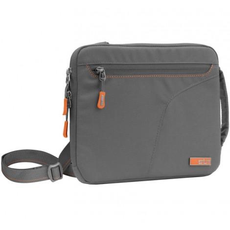 image else for STM Blazer Padded Sleeve With Removable Carry Strap For iPad/ Tablet Grey STM-214-029J-14 STM-214-029J-14