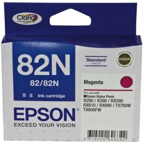 image else for Epson T112392 R290/ R390/ Rx590/ Rx610/ Rx690 Magenta Standard C13T112392