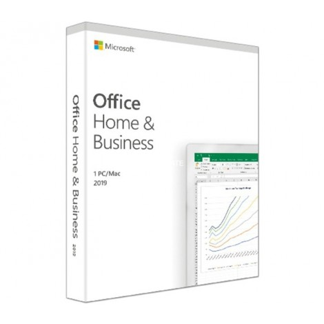 image else for Microsoft Office Home & Business 2019 Retail Box Medialess, Product Key T5D-03251 T5D-03251