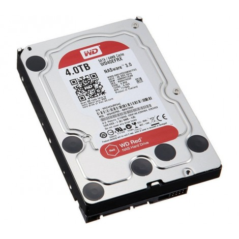image else for Western Digital WD Red 4TB NAS Hard Disk Drive 5400RPM SATA 6GB/s 64MB Cache 3.5 Inch WD40EFRX WD40EFRX