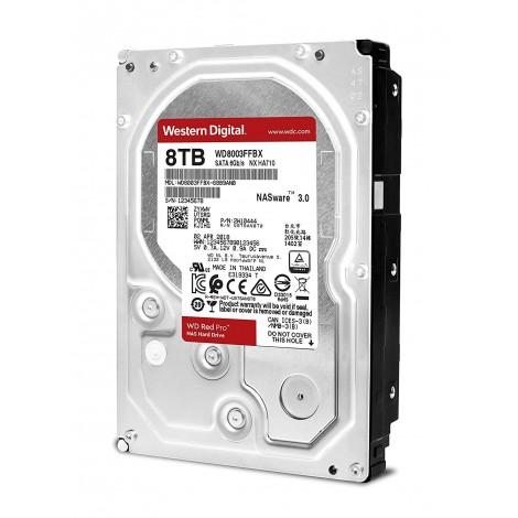 """image else for Western Digital Red 8tb Pro Nas 3.5"""" 7200rpm Sata3 6gb/ S 256mb Cache (wd8003ffbx) Wd8003ffbx WD8003FFBX"""
