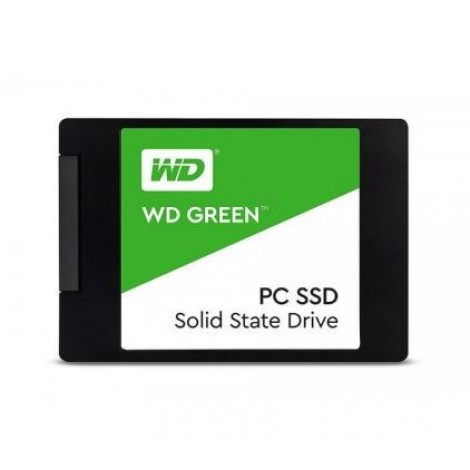 "image else for Western Digital Ssd 2.5"": 480gb Green 3d Nand 7mm Sata3 6gb/ S Sequential Up To Read/ Write: 545mb/ WDS480G2G0A"