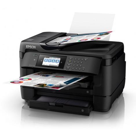 image else for Epson Mfp Fax 32ppm(b) 20ppm© 4800 X 2400 Dpi 4x Individual Durabrite Ultra C11cg37504 C11CG37504