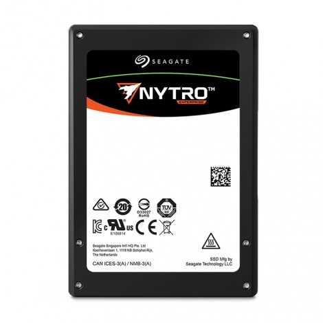 """image else for Seagate Nytro 1551 Ssd 2.5"""" Sata 480gb 560r/ 535w-mb/s 3dwpd 5yr Wty Xa480me10063 XA480ME10063"""