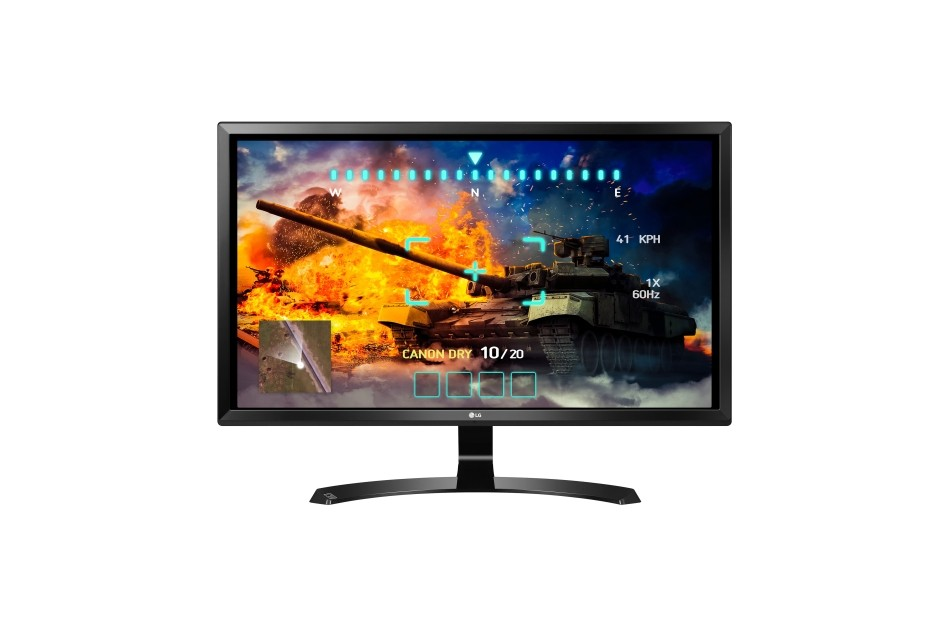 Lg 27ud58 27in 16:9 4k Uhd (3840x2160) 5ms Ips Led Monitor Hdmi 2.0