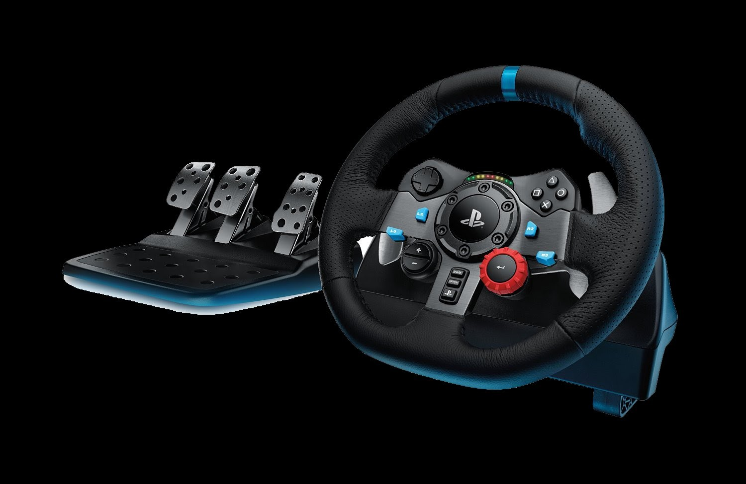 6fb58ce37c7 image else for Logitech G29 Driving Force Racing Wheel Ps3 & Ps4 941-000115  941