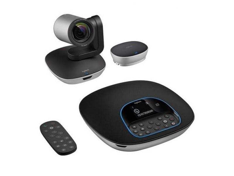 Logitech Cc3500e Conference Cam Group Webcam For Big