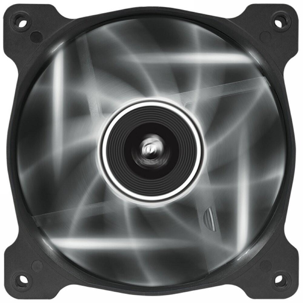 Corsair 120mm Case Fan Air Series Af120 Led White Quiet Edition Deepcool Xfan 12cm Casing Black Image Else For High