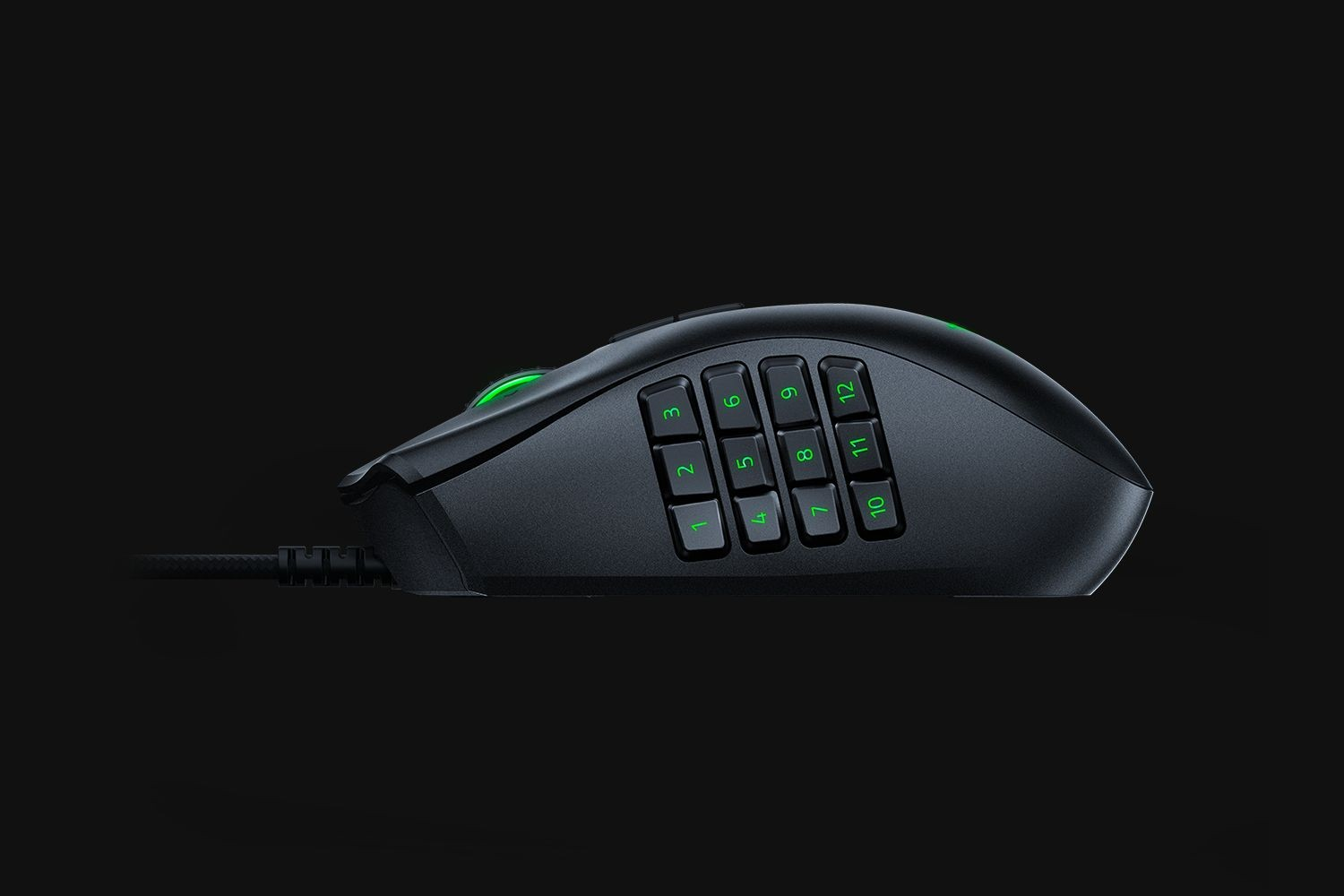 94a7862e68d image else for Razer Naga Trinity - Multi-color Wired Mmo Gaming Mouse Rz01-