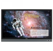 BENQ RM6501K 65IN 4K UHD INTERACTIVE TOUCH PANEL 20 POINT MULTI-TOUCH 9H.F4PTK.DE2