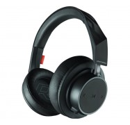 Plantronics BackBeat Go 600 Over-the-Ear Wireless Bluetooth Headphones Black 211138-99