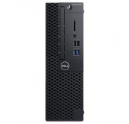 Dell Optiplex 3060 Sff I3-8100 4Gb(2666-Ddr4) 1Tb(Hdd-7.2) Dvdrw Win10Pro64 1Yr Onsite P78P8
