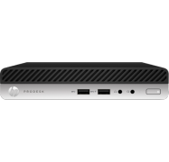 Hp 400 Prodesk G4 Dm I5-8500t 8gb 1tb W10p64 1-1-1 4vg41pa