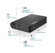 Lenovo USB-C Laptop Power Bank 14000mAh 40AL140CWW, Extra Power on the Go