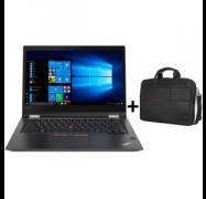 Lenovo Thinkpad X380 13.3In Fhd Touch+Pen I5-8250U 8Gb Ram 256Gb Ssd 4G-Lte Win10 Pro 3Yr +