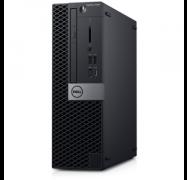 Dell Optiplex 5060 Sff I7-8700 16gb 512gb Ssd Dvdrw No-wl W10p 3yos N003o5060sffdd