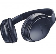 Bose QuietComfort 35 Wireless Headphones II, Bluetooth, Noise Cancelling, Google Assistant, Triple Midnight