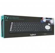 Logitech K600 TV Keyboard With Integrated Touch Pad And D-Pad, Unifying Receiver 920-008843