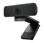 Logitech C925e Full HD Webcam 960-001075, 1080P, Dual Microphone and Integrated Privacy Shutter
