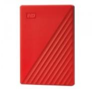 Western Digital My Passport 2Tb Red Wdbyvg0020Brd-Wesn