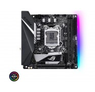 Asus Intel Motherboard Rog Strix B360-i Gaming Socket 1151 B360 Chipset 2x 2666mhz Ddr4 Pci-e 3.0