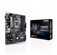 ASUS Intel LGA-1151 mATX motherboard with LED lighting (PRIME-B365M-A)
