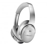 Bose QuietComfort 35 Wireless Headphones II, Bluetooth, Noise Cancelling, Google Assistant, Silver
