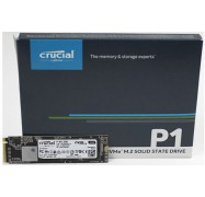 Crucial P1 500gb M.2 (2280) Nvme Pcie Ssd - 3d Nand 1900/ 950 Mb/ S Acronis True Image Cloning