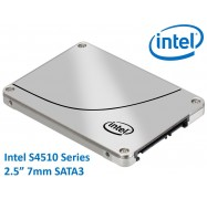 """Intel Dc S4510 2.5"""" 960gb Ssd Sata3 6gbps 3d2 Tcl 7mm 560r/ 510w Mb/ S 95k/ 36k Iops 2xdwpd 2"""
