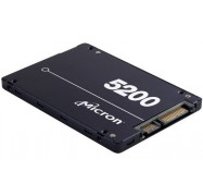 "Micron 5200 Eco 3.84Tb 2.5"" Sata Tcg Enabled Enterprise Solid State Drive In Bulk - Target Workloads"