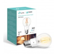 Tp-Link Kl50 Kasa Filament Smart Bulb Soft White Edison Screw Dimmable No Hub Required Voice Control 2700K 7Kwh/1000H 2.4 Ghz 2 Year Warranty Kl50