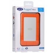 Seagate Lacie 1Tb Rugged Mini Portable External Hdd Lac301558