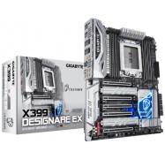 Gigabyte X399 DESIGNARE EX ATX MB TR4 AMD ThreadRipper 2 8xDDR4 5xPCIe 3xM.2 RAID 2xIntel GbE