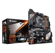 Gigabyte Z390 Aorus Elite Lga1151 9gen Atx Mb 4xddr4 6xpcie Hdmi 2xm.2 6xsata Raid Intel Gbe Lan