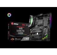 Msi X470 Gaming Pro Carbon Atx Motherboard - Am4 Ryzen 4xddr4 5xpci-e 2xm.2 Raid Tpm 6xusb3 1xdp