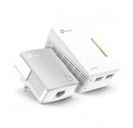 Tp-Link Tl-Wpa4221Kit 300Mbps Av600 Wi-Fi Powerline Extender Starter Kit Tl-Wpa4221Kit