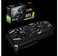 ASUS DUAL-RTX2080-8G GeForce RTX2080 8GB GDDR6 Graphics Card DUAL-RTX2080-8G