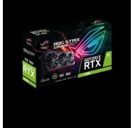 Asus Rog-strix-rtx2080-8g-gaming Gddr6 8gb Graphics Card Rog-strix-rtx2080-8g-gami