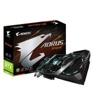 Gigabyte Nvidia Geforce Rtx 2080 Ti Aorus Xtreme 11G 7680X4320@60Hz 3Xdp 3Xhdmi 1Xusb Type-C
