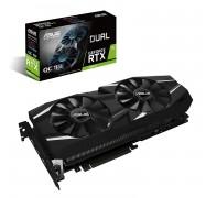 Asus Geforce Rtx 2080 Ti O11G Dual-Fan Oc Edition Gddr6 Hdmi Dp 1.4 Usb Type-C Graphics Card