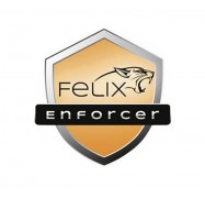Felix Enforcer Security Protects Against Malware & Threats 1User 1Year Subscription OEM