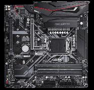 Gigabyte Giga Z390 M Gaming 4 X Ddr4 Dimm 1 X Dvi-d 1 X Hdmi 4 X Usb3.1 Gen1 1 X Rj-45 6 X Aj