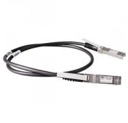 Hp X242 40g Qsfp+ To Qsfp+ 3m Dac Cable Jh235a