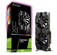 Evga Geforce Gtx1660 Xc Ultra Gaming Graphics Card 6Gb Gddr5 Pcie Full Height Hdb Fan Dp Hdmi Dvi-D