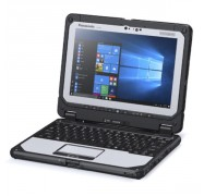 """Panasonic Toughbook Cf-20 (10.1"""" Detachable) Mk2 With 4G (Band28) 12 Point Satellite Gps 256Gb"""