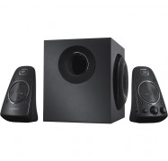 Logitech Z623 Speaker System 2.1 Stereo Speakers, THX Certified, 200W Rms, Flexible Connectivity & Integrated Controls 980-000405