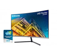 Samsung 31.5 Curved Va 4(Gtg) 3 840 X 2 160 60Hz 250Cd/ M2 Color 1.07B Curvature 1500R Ports: 2